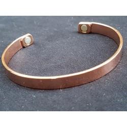 Bracelet cuivre aimanté