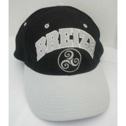 Casquette bretonne cap breizh noire