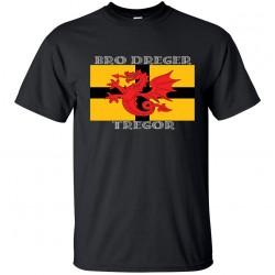 T-shirt bro Dreger/Trégor