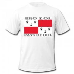 T-shirt bro Zol/Dol
