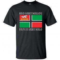 T-shirt bro Sant Malou/Saint Malo