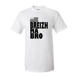 Tee-shirt Breizh ma bro