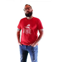 Tee shirt Savbreizh rouge