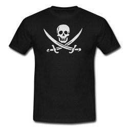 Tee-shirt Pirate Rackham
