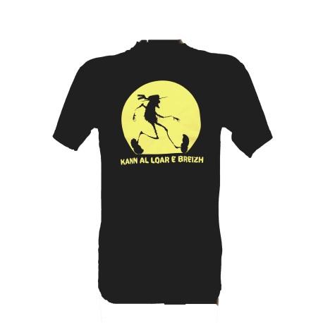 T-shirt Kann al loar e Breizh