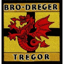 Ecusson Bro Dreger/Pays du Tregor