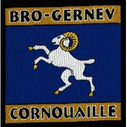 Ecusson Bro Gernev/Cornouailles