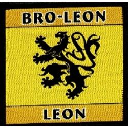 Ecusson Bro Leon