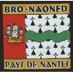 Ecusson Bro Naoned/Pays Nantais