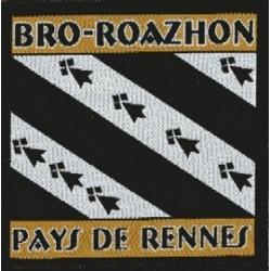 Ecusson Bro Roazhon/Pays de Rennes