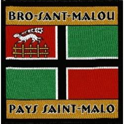 Ecusson Bro Sant Malo