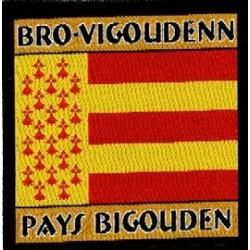 Ecusson Bro Vigoudenn/Pays Bgouden