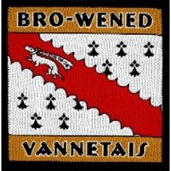 Ecusson Bro Wened/Pays de Vannes