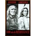 Poster Breizh-Amerika... 500 ans de résistance